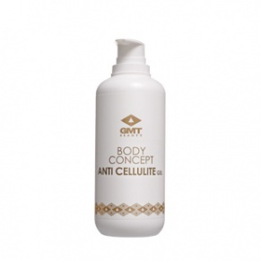 GMT BEAUTY ANTI CELLULITE GEL Pretcelulīta gēls 500ml