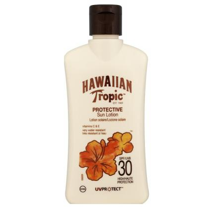 Hawaiian Tropic Protective Sun Lotion SPF 30 200 ml